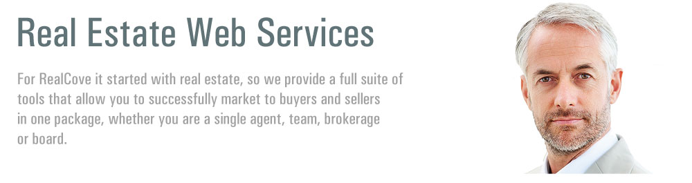 Real Estate Web Services